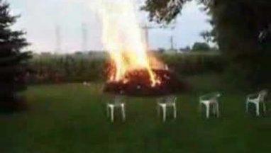 Gasoline Bonfire