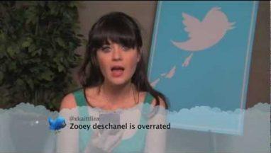 Celebrities Read Mean Tweets