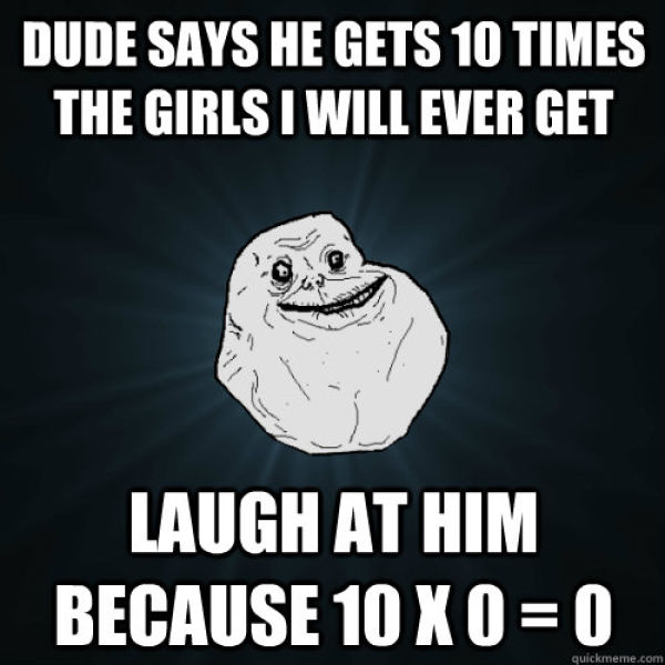 Forever Alone 2 (50 pics)